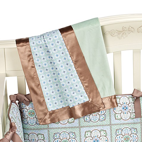 Caden Lane® Ryan Crib Blanket - buybuy BABY