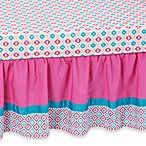 Caden Lane® Lila Crib Skirt