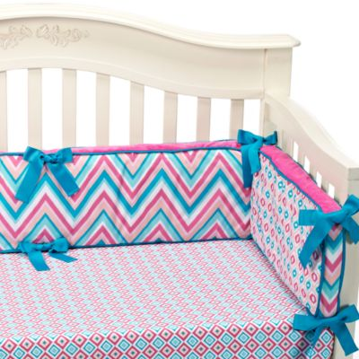 Caden Lane® Ryleigh Crib Bumper