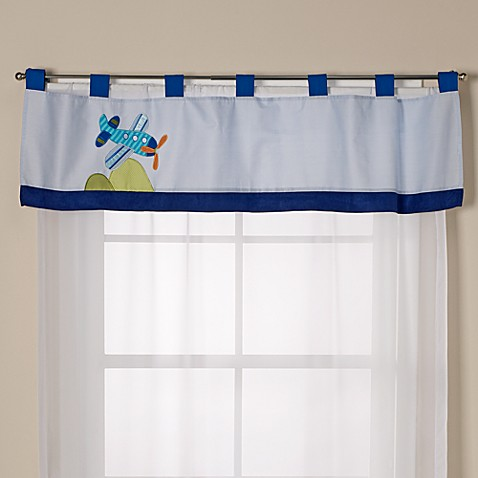 Lambs & Ivy® Little Travelers Valance