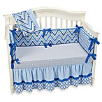 Caden Lane® Gage Ikat Crib Bedding