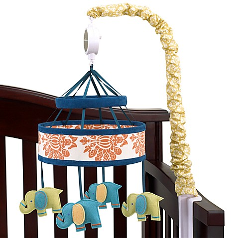 CoCaLo Couture® Surie Crib Musical Mobile