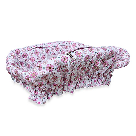 Caden Lane® Shopping Cart Cover in Moroccan Pink