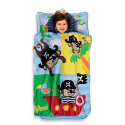 Baby Boom Little Monkey Pirates Toddler Nap Mat