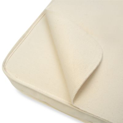 Baby Bedding > Naturepedic® Flat Waterproof Flat Cradle Pad Cover