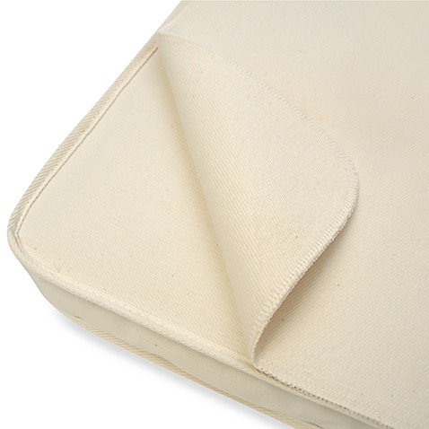 Naturepedic® Flat Waterproof Flat Cradle Pad Cover