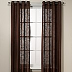 B. Smith Origami Grommet Window Curtain Panel