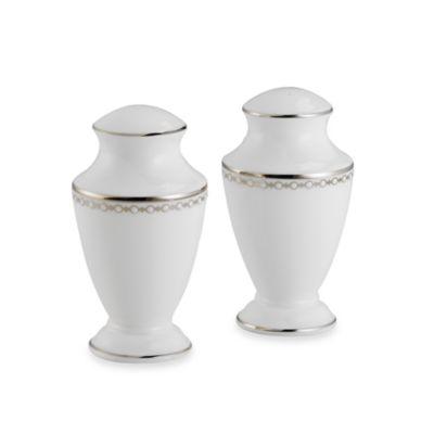 Platinum Salt n Pepper Shakers