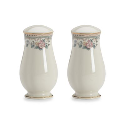 Lenox® Spring Vista® Salt & Pepper Shakers