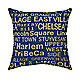 Neighborhood Soho Toss Pillow