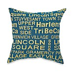 Neighborhood Hudson Toss Pillow