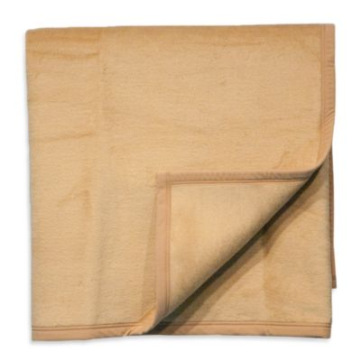 "Bocasa 40"" x 60"" Woven Throw Blanket - Camel"