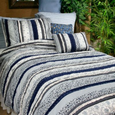 Park B. Smith® Napa Quilt in Denim