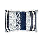 Park B. Smith® Napa Denim 12-Inch x 18-Inch Toss Pillow