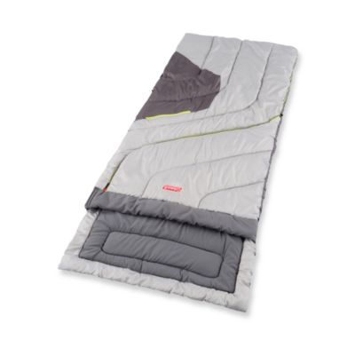 Coleman® Adjustable Comfort Big & Tall Sleeping Bag