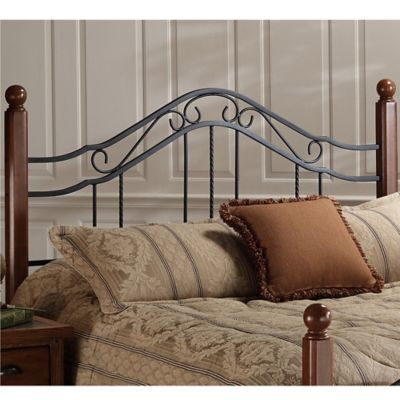 Hillsdale Madison King Headboard with Rails