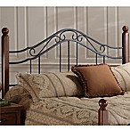 Hillsdale Madison Headboard with Rails