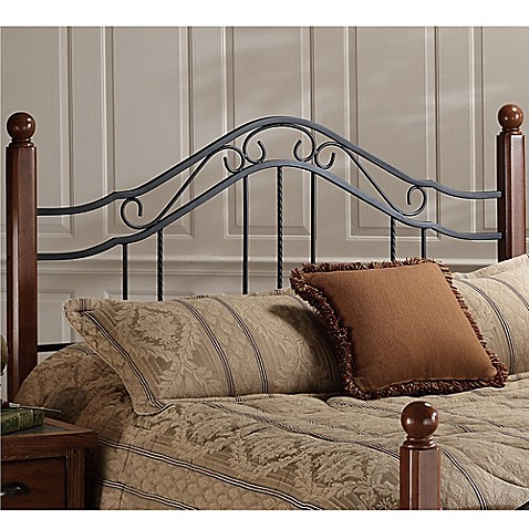 Hillsdale Madison Twin Headboard with Rails