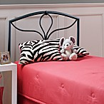Hillsdale Morgan Headboard with Rails