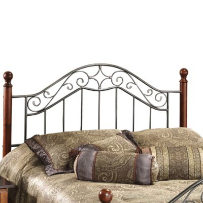 Hillsdale Martino King Headboard with Rails