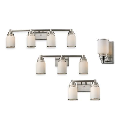 ELK Lighting Bryant Satin Nickel Vanity - 1-Light