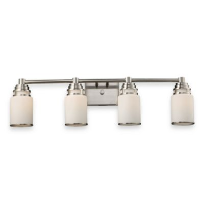 ELK Lighting Bryant Satin Nickel Vanity - 4-Light