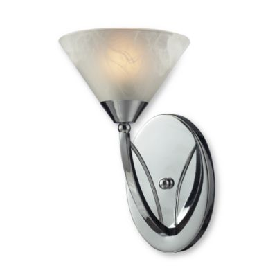ELK Lighting Elysburg 1-Light Vanity in Polished Chrome