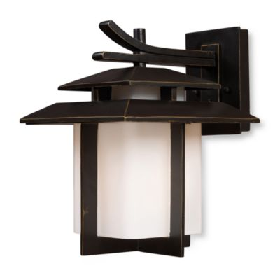 ELK Lighting Kanso 1-Light Large Outdoor Sconce