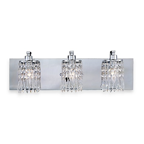 ELK Lighting Optix 3-Light Vanity in Polished Chrome