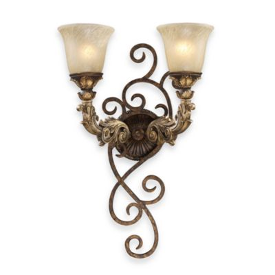 ELK Lighting Trump Home™ Regency 2-Light Wall Sconce in Burnt Bronze