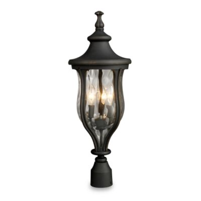 ELK Lighting Grand Aisle 3-Light Post Mount