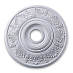 ELK Lighting Laureldale 21-Inch Ceiling Medallion in White