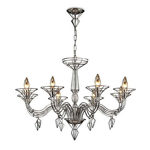 ELK Lighting Exo 8-Light Chandelier