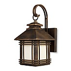 ELK Lighting Blackwell 1-Light Outdoor Sconce in Hazelnut Bronze