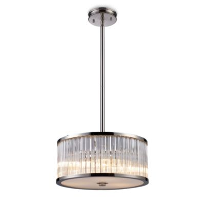 ELK Lighting Braxton 3-Light Pendant