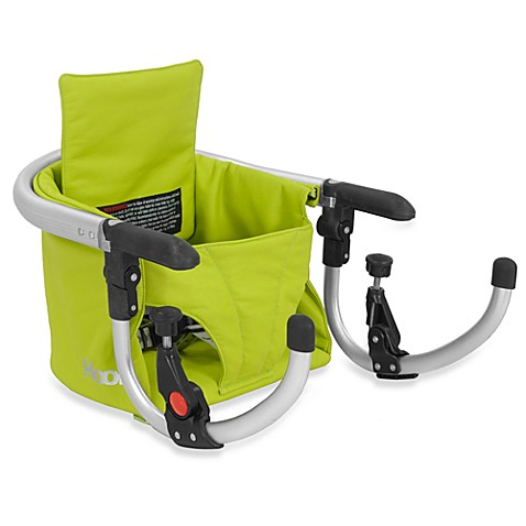 Joovy® Hook Booster Seating Cushion in Greenie