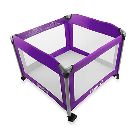 Buy Joovy 174 Room2 Playard In Purpleness From Bed Bath Amp Beyond