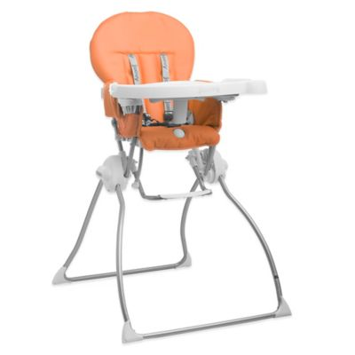 Joovy® Nook High Chair in Orangie Leatherette