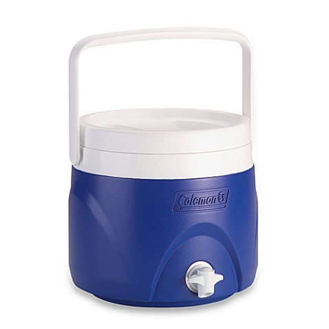 Coleman® 2-Gallon Party Stacker™ Jug in Blue