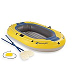 Sevylor® Caravelle 3-Person Boat with Oars & Pump