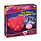Bright Light Pillow™ Pink Heart