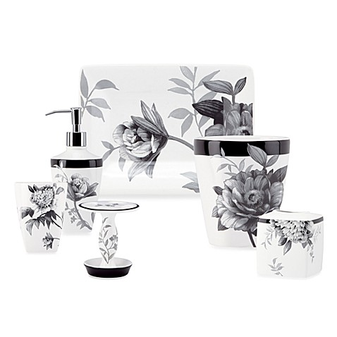 Lenox® Moonlit Garden Toothbrush Holder