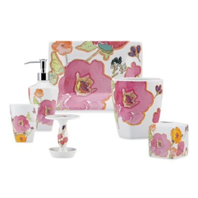 Lenox® Floral Fusion Lotion Dispenser