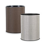 Lamont Home™ Basketweave Waste Basket