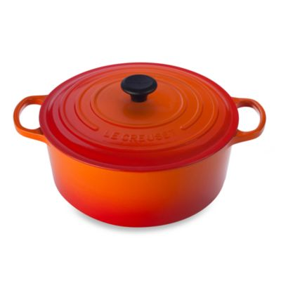 Le Creuset® Signature 2 qt. Round French Oven in Flame