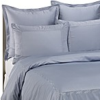 Raymond Waites®  Soft Scroll Standard Pillow Sham in Sky