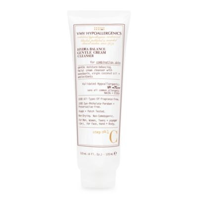 VMV Hypoallergenics Hydra Balance Cream Cleanser for Combination Skin