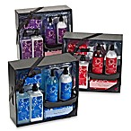 Scented/Large Storage Container Bath Set