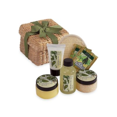 Renew-You Spa Gift Basket