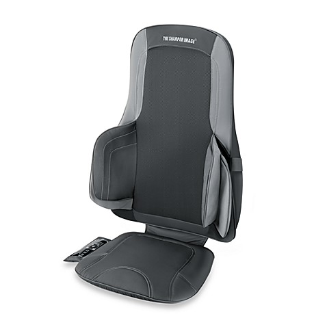 Sharper Image Air & Shiatsu Massage Cushion